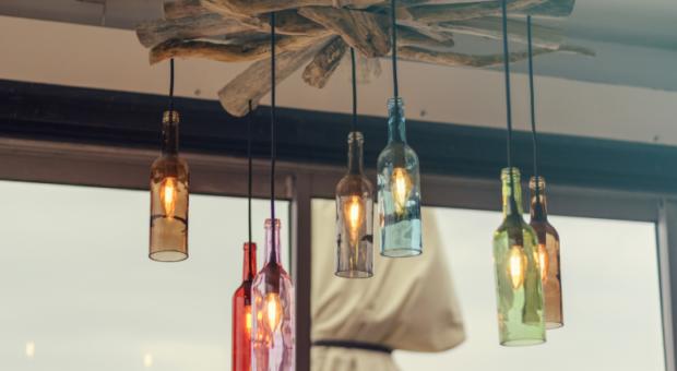 Cortar garrafa de vidro com facilidade e ideias de decoração