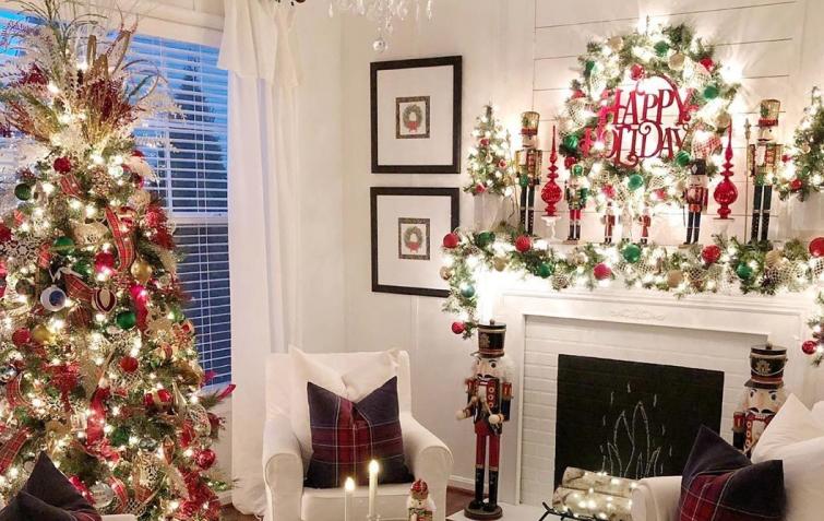 Luzes de Natal: 55 ideias para uma decoração encantadora e brilhante!