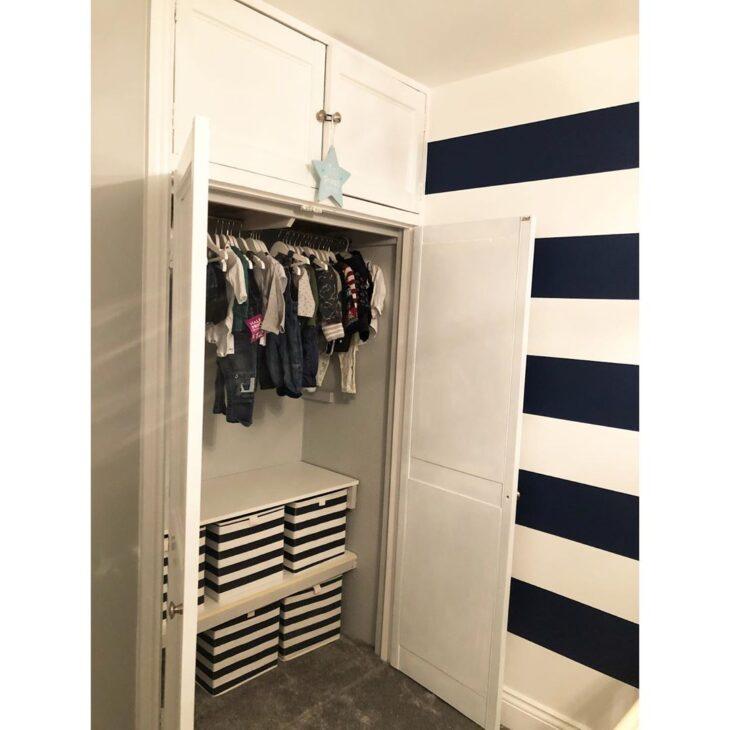 armario embutido para quarto de criança