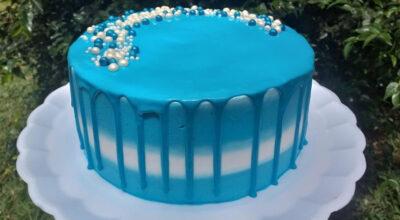 Bolo azul: 90 sugestões deliciosas para te inspirar