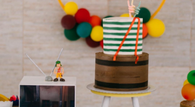 Bolo do Chaves: 75 modelos incríveis para animar a festa
