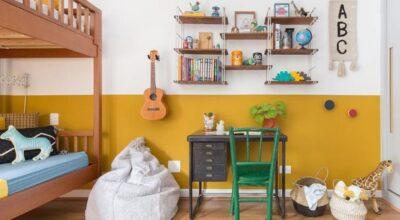 Cor mostarda: 30 maneiras de usar essa cor na sua decoração
