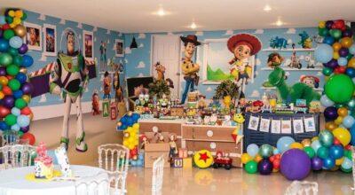 Festa Toy Story: 65 decorações divertidas e tutoriais incríveis