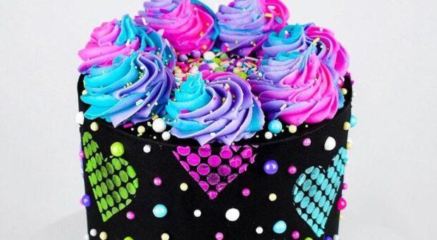 Bolo neon: 70 ideias luminosas que vão bombar a sua festa