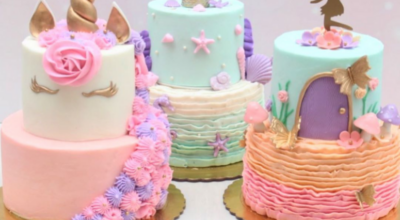 100 bolos decorados que vão surpreender seus convidados