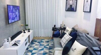 Decoração de sala simples e barata: 70 inspirações e dicas