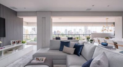 Sofá modular: 50 inspirações para usar essa tendência na sua sala