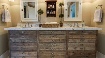 Banheiro rústico: 60 ideias que trazem simplicidade e charme para casa