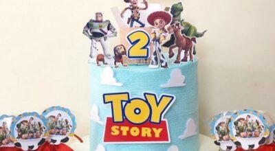 Bolo Toy Story: dicas e 90 ideias divertidas e surpreendentes