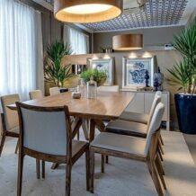 Tapete para sala de jantar: dicas e inspirações para acertar na decoração