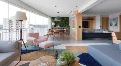 Tapete geométrico: 60 maneiras de decorar com estilo e conforto