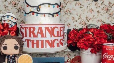 Bolo Stranger Things: 40 modelos tão incríveis quanto o seriado