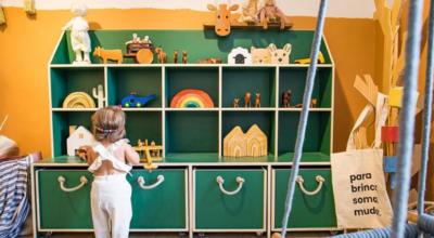 Estante para brinquedos: 75 formas de brincar sem bagunçar