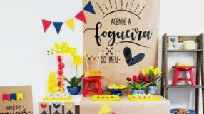 Plaquinhas de Festa Junina: opções criativas para um arraiá divertido