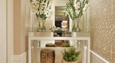 Aparador de vidro: 50 ideias para adicionar este móvel na sua casa