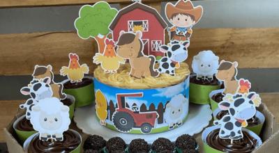 Bolo fazendinha: 70 ideias para adoçar sua festa na fazenda
