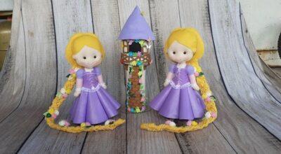 Boneca de feltro: moldes e 70 modelos delicados e criativos