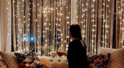 Cortina de LED: 30 ideias incríveis para adotar na decoração