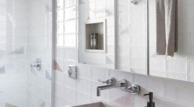 Revestimento para banheiro: inspirações e dicas para acertar na escolha
