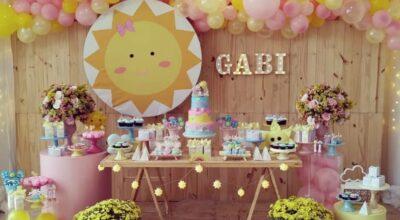 Tema de festa infantil: 25 ideias para comemorar com estilo