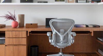 20 fotos de cadeira para home office e dicas para trabalhar com conforto