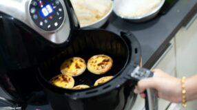 Como limpar airfryer sem arranhar ou estragar sua fritadeira