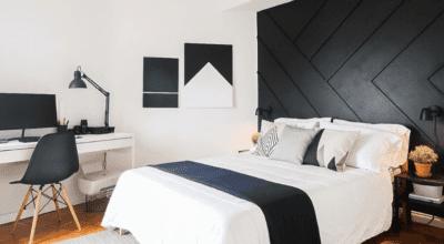 30 ideias para quarto minimalista não convencional e cheio de estilo