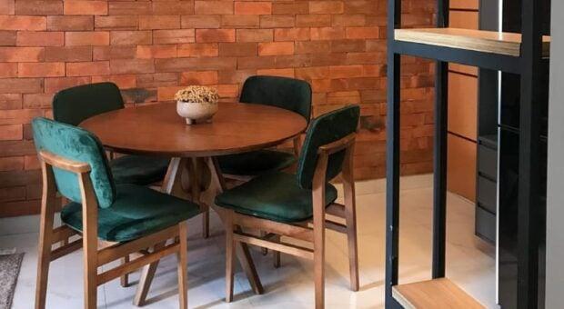 Sala de jantar moderna: 75 propostas para um ambiente lindo e funcional