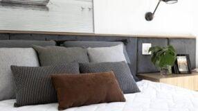 70 inspirações de almofadas para cama que vão incrementar a decoração