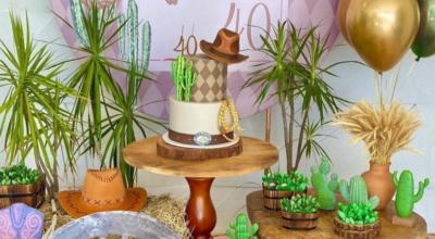 Bolo country: 80 inspirações de bolos que vão laçar seu coração