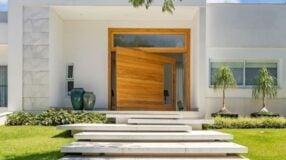 40 modelos de entradas de casas para uma fachada fabulosa