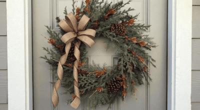 Laços de Natal: passo a passo e 25 ideias para uma decoração mágica