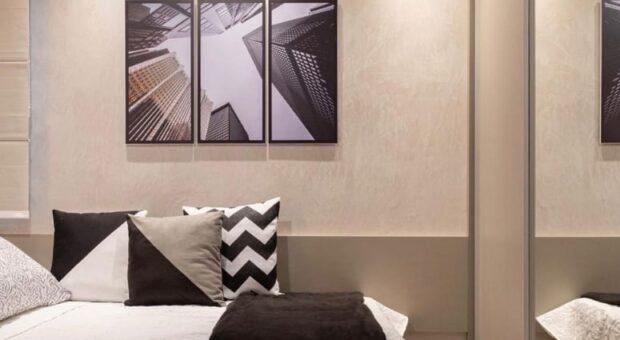 Quadros para quarto masculino: 40 ideias para decorar