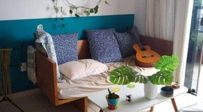 60 modelos de sofá rústico para dar um ar campestre ao seu ambiente