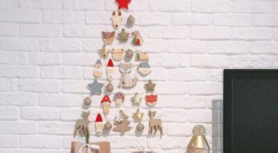 40 árvores de Natal que são diferentes, exóticas e muito criativas