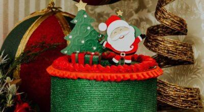 80 ideias de bolo de Natal que são sucesso absoluto nas ceias