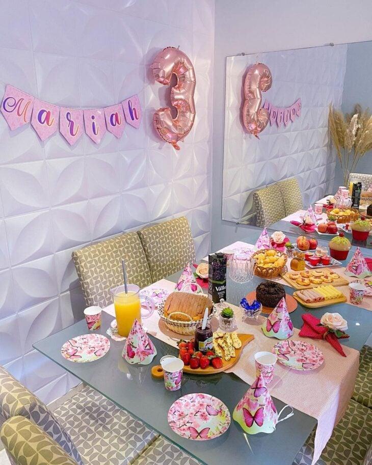 Café da manhã de aniversário: o que servir, dicas e boas