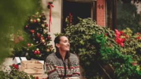 Decoração de Natal para jardim: 30 ideias criativas e fáceis de fazer