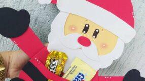 20 ideias versáteis de Papai Noel de EVA para decorar seu lar