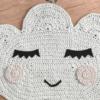 30 ideias de tapete de crochê infantil para decorar o cantinho dos pequenos