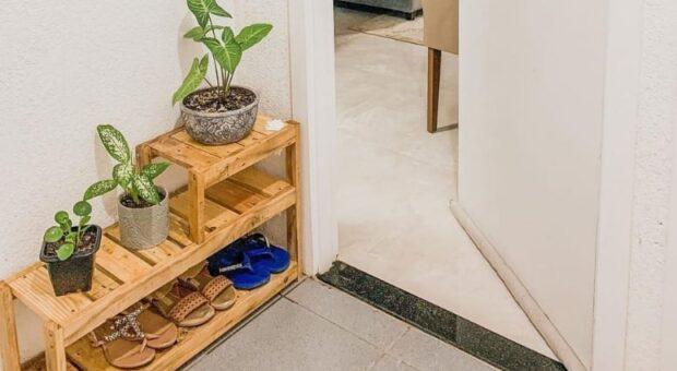 70 ideias de sapateira pequena que vão fazer você desejar ter uma