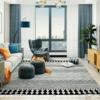 Onde comprar tapete para sala: 22 lojas com peças de todos os preços