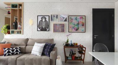 30 inspirações de porta preta que valorizam a sua casa
