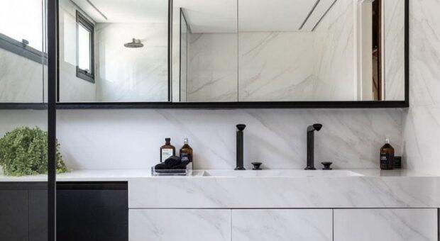 6 dicas para ter um banheiro minimalista e elegante