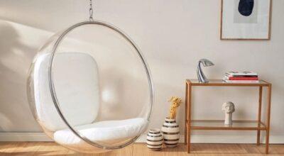 20 fotos da bubble chair, a cadeira mais descolada que existe