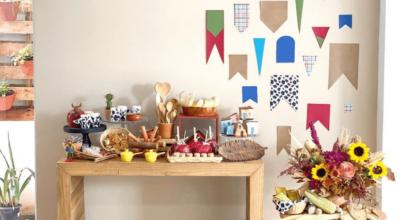30 ideias para uma festa junina em casa superdivertida e inesquecível