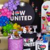 50 ideias de festa Now United que esbanjam alegria e amor pela banda