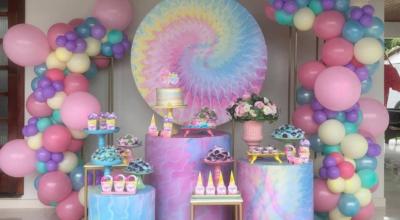 60 fotos coloridíssimas de festa tie-dye para quem tem estilo