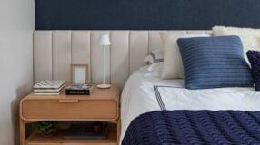 80 ideias de quarto azul marinho para mergulhar nessa cor