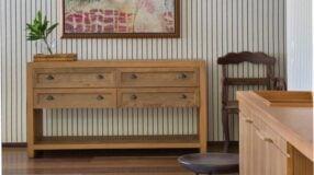23 ideias de aparador rústico para deixar sua casa mais linda e organizada